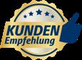 Kundenempfehlungen Umzugsunternehmen Dortmund