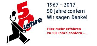 50 Jahre confern