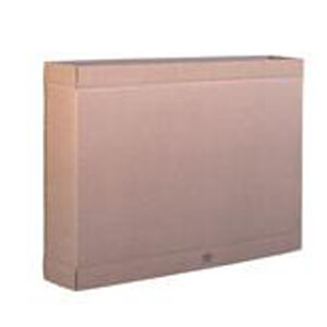 Flatscreenbox für den Transport des Flatscreens