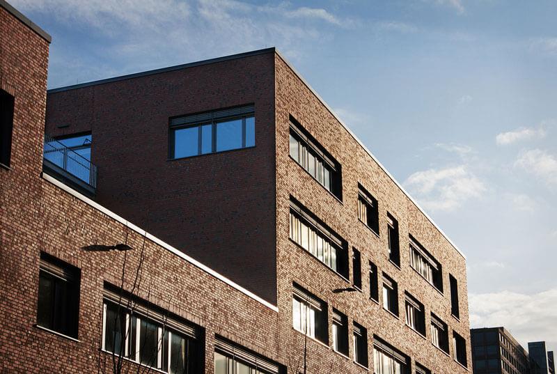 Schulkomplex Umzug Dortmund