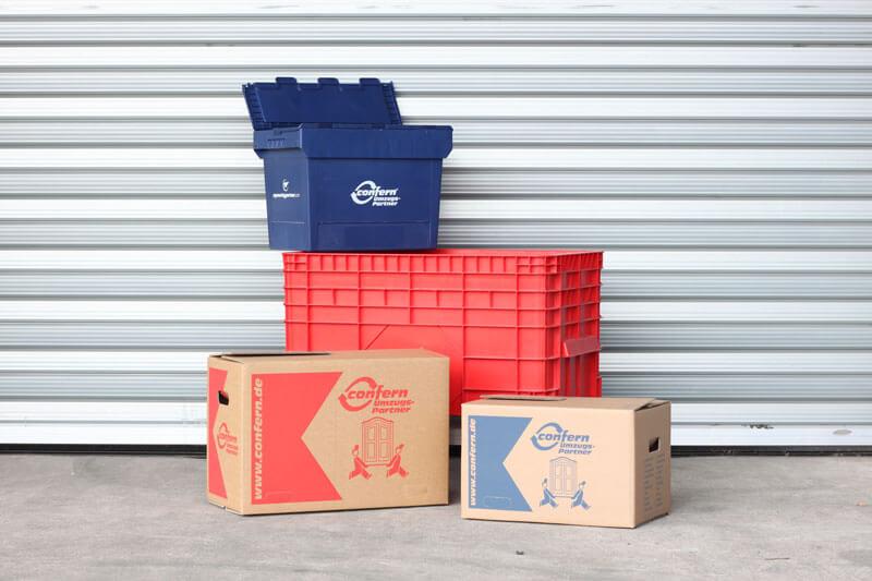 clever und sicher umzugskartons und verpackungen. Black Bedroom Furniture Sets. Home Design Ideas