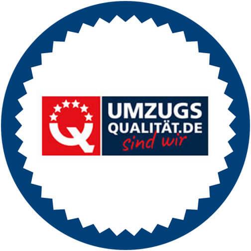 Umzugsunternehmen Dortmund Qualitätssiegel umzugsqualität.de